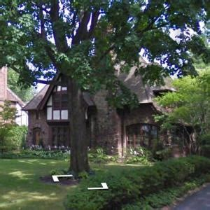 Paul Newman's Childhood Home in Shaker Heights, OH