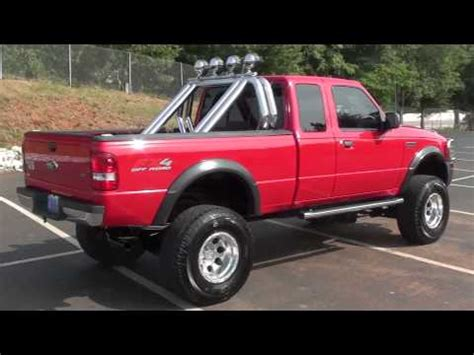 Ford Ranger (2001 - archive footage) | Doovi