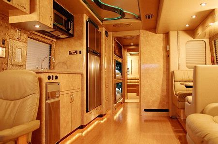 Check out WonderGirls' luxury travel bus for their
