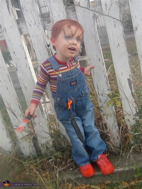 Child's Play Chucky Costume for Boys | Creative DIY Costumes