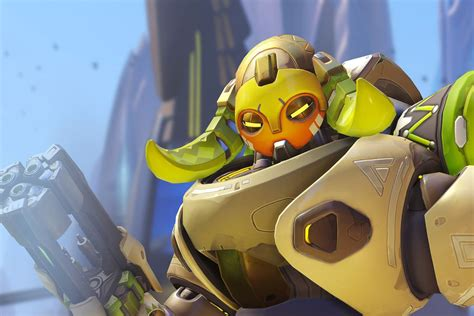 Overwatch's new hero arrives today, but not for