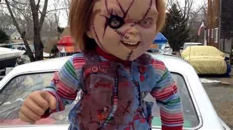 Sideshow Collectibles Seed of Chucky 1:1 scale life size
