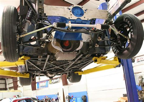Horsepower Solutions | Mach-1 Undercarriage