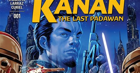 'Kanan: The Last Padawan #1' Comic Preview | The Star Wars