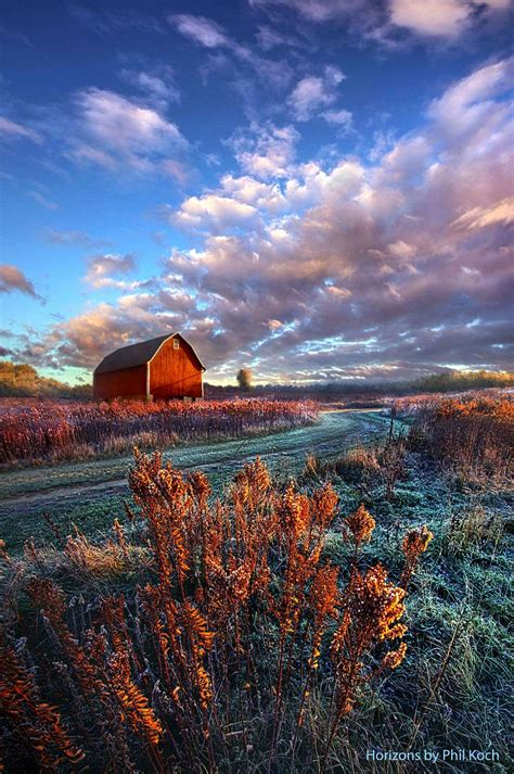 """""""Not All Roads Are Paved"""" - Horizons by Phil Koch"""