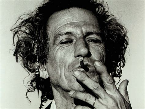 Keith Richards Quits Smoking Cigarettes | Consequence of Sound
