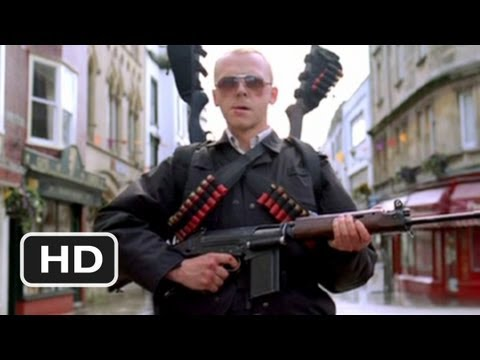 Simon Pegg 46th birthday: His best performances including
