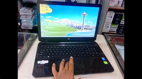 HP 15-R032TX Laptop (i3,4GB,500GB) Hands On & Review - YouTube