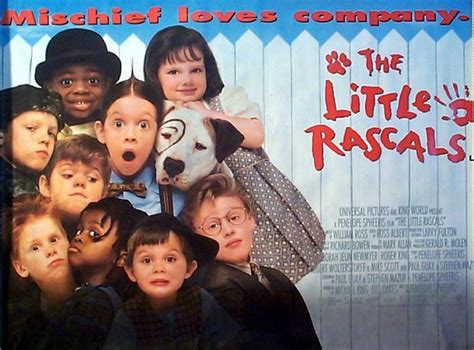 Movies i enjoyed watching !: The Little Rascals (1994)