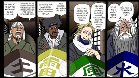 Naruto 649 Preview Discussion - All First Kages REVEALED