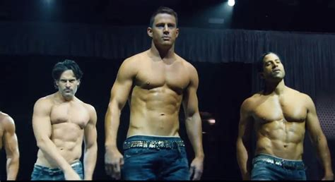 """Watch the first trailer for """"Magic Mike XXL"""" - CBS News"""