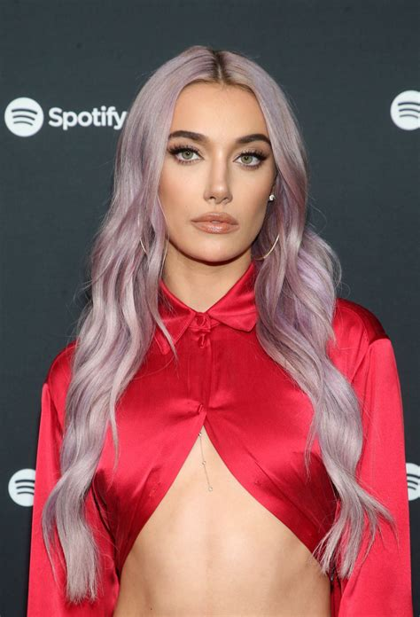 OLIVIA O'BRIEN at Spotify Hosts Best New Artist Party in