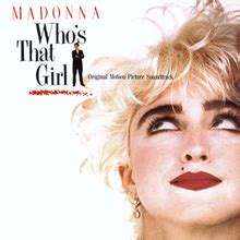 Who's That Girl (soundtrack) - Wikipedia