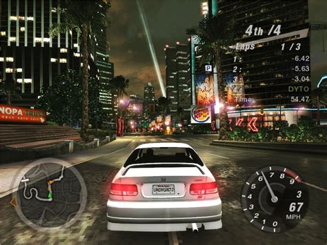 Need for Speed Underground Free Download - Full Version!