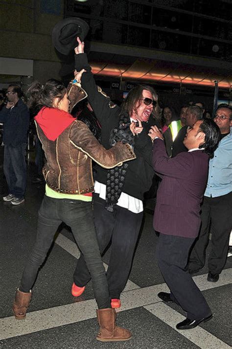 Axl Rose's Paparazzi Punch-Out | Rolling Stone