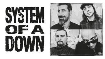 System of a Down at Banc of California Stadium on FRI, May