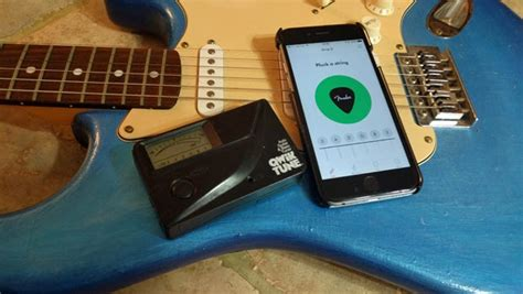 We put Fender's new guitar tuning app to the test