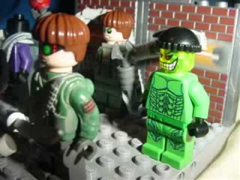LEGO Spider-Man the Series - Possible Sinister Six Members