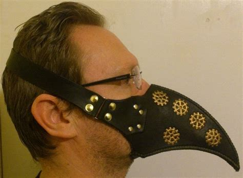 Plague Doctor Half Mask · A Mask · Other on Cut Out + Keep