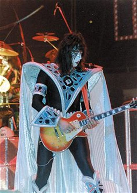 Ace Frehley Les Paul - History 1978 to 1979