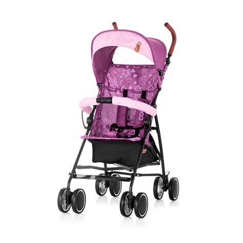 CHIPOLINO COCO SPORT BABAKOCSI - ORCHID LINEN 2020 - Baby