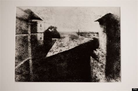 Nicéphore niépce camera | for his first experiments