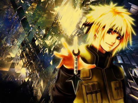 Fourteen Naruto Facts about Minato Namikaze! | hubpages