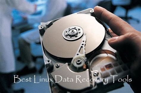 11 Best Linux Data Recovery Tools