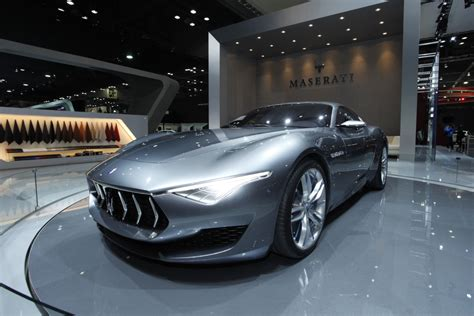 An All-Electric Maserati Sports Car is On The Way - Maxim