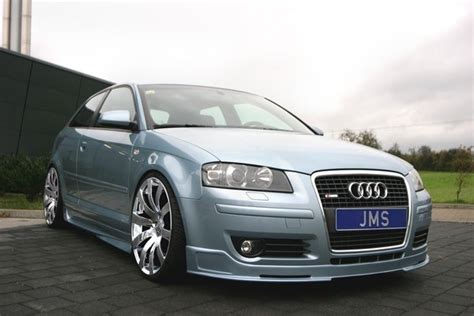 2008 AUDI A3 8P Facelift By JMS Review - Top Speed