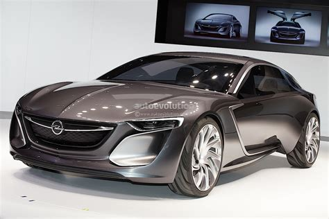 Frankfurt 2013: Opel Monza Concept Revealed [Live Photos