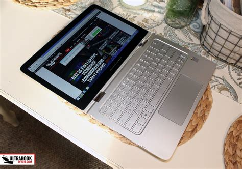 HP Spectre x360 13-inch review - the 2-in-1 ultraportable