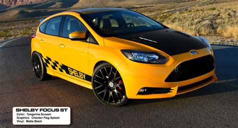 2013 Shelby Focus ST | Top Speed