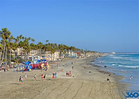 Oceanside Beach - Oceanside California