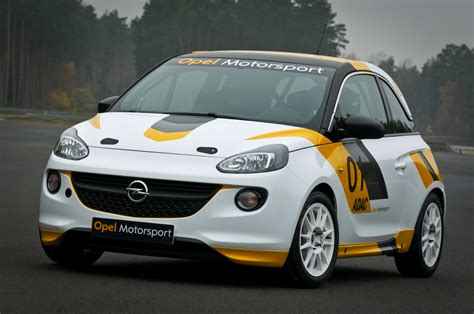 Opel Astra OPC to race, Adam to rally in 2013 - photos