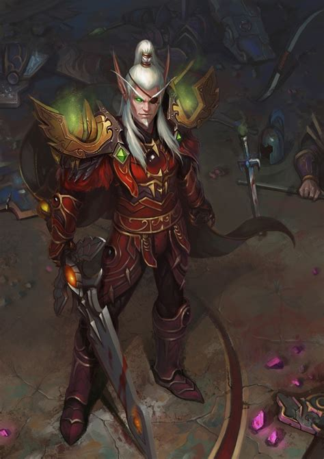 blood elves are the superior warcraft race | Aspect of the