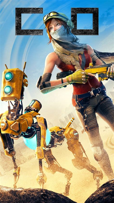 Wallpaper ReCore, Best Games, PC, PS4, PlayStation 4, Xbox
