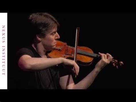 Joshua Bell performs Bach's Chaconne, the final movement