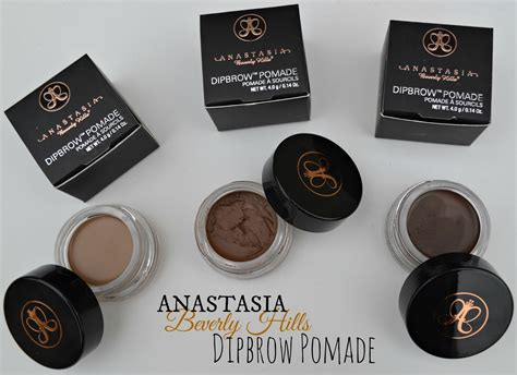 Shuga and Spice: Anastasia Beverly Hills Dipbrow Pomade Review