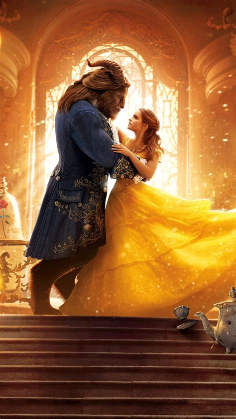 Beauty and the Beast Movie 4K 8K Wallpapers | HD