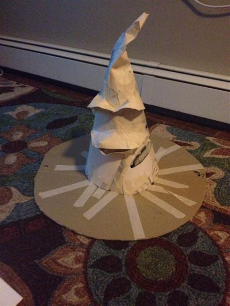 How to Make a Harry Potter Sorting Hat - Snapguide