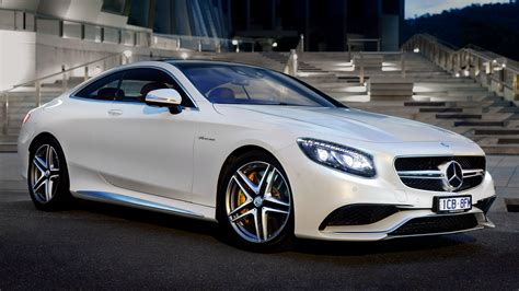 2014 Mercedes-Benz S 63 AMG Coupe (AU) - Wallpapers and HD