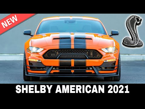 2020 Shelby GT500 Mustang - Wallpapers and HD Images | Car