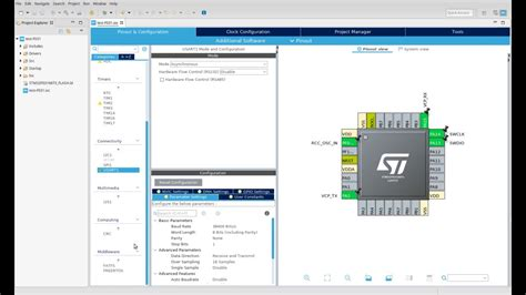 STM32CubeIDE - Eclipse IDE and CubeMX in one tool - YouTube