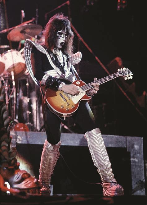 KISS' Ace Frehley is clean, sober, and back on the road