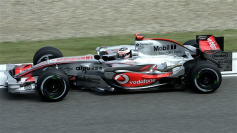 2007 McLaren Mercedes MP4-22 - Wallpapers and HD Images