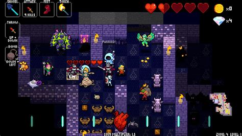 Crypt of the NecroDancer (PS Vita / PlayStation Vita) Game