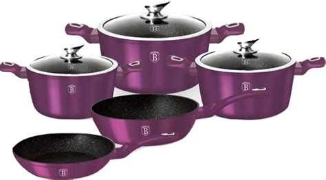 Vásárlás: Berlinger Haus Metallic Line Royal Purple 10